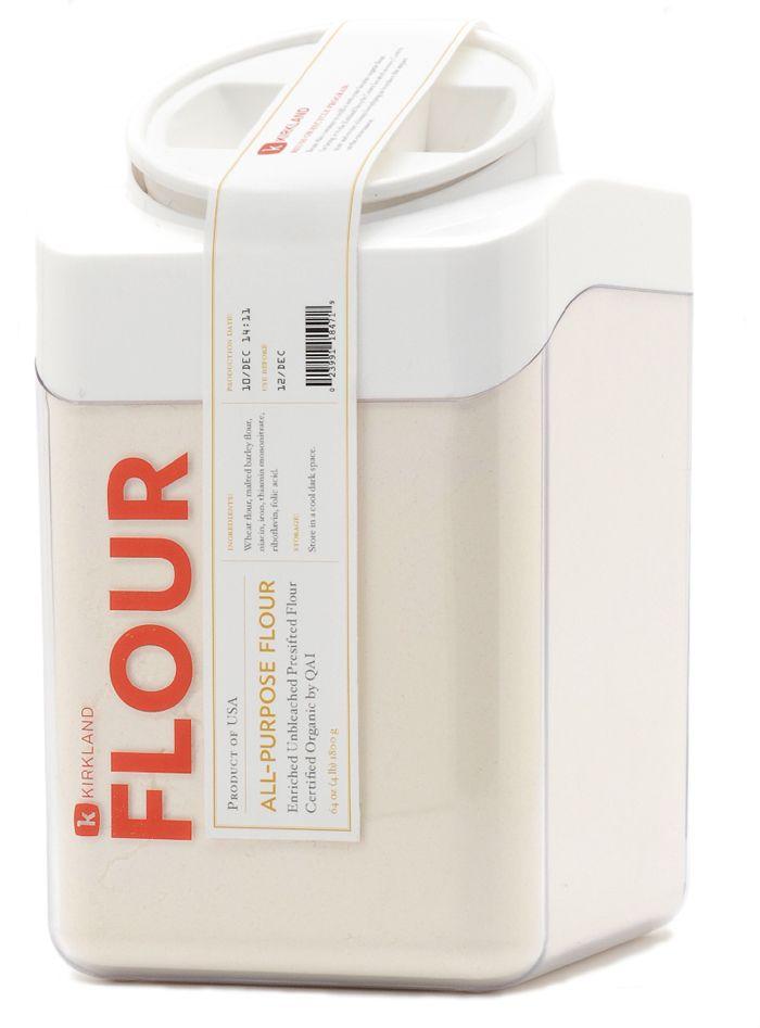 Great flour packaging