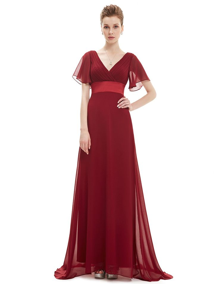 17 Best images about Maroon Bridesmaids Dresses on Pinterest
