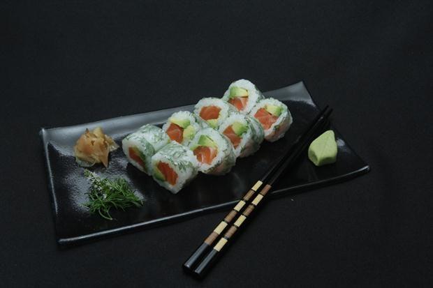 Deliveries de sushi: elegí el que mejor se adapta a tu gusto  /Gentileza Kokoro sushi