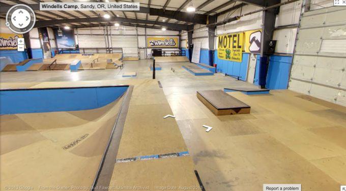 Image result for indoor skateparks