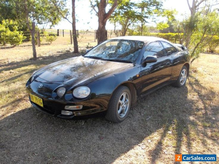1999 Toyota Celica SX-R Manual - Needs Work #toyota #celica #forsale #australia