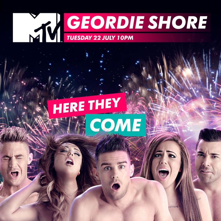 Geordie Shore - Season 8. I know I shouldn't but I love this. Please dnt judge me