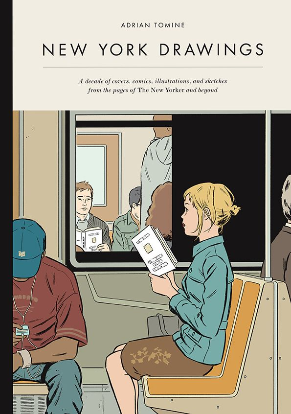 139 best graphic novels and other illustrations images on pinterest adrian tomine new york drawings fandeluxe Gallery