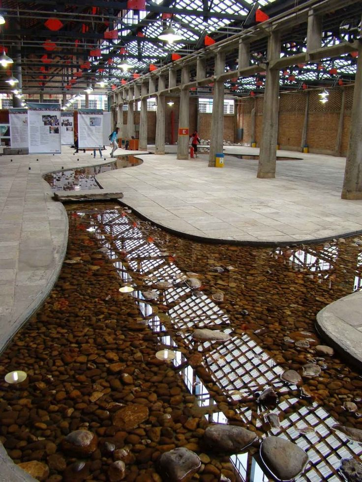 Clásicos de Arquitectura: SESC de Pompéia / Lina Bo Bardi (19)