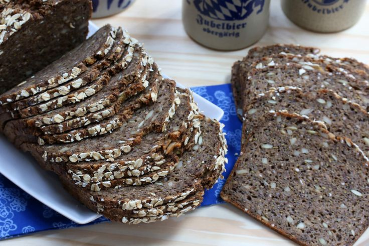 This recipe for Danish Rye Bread is super easy and produces absolutely incredible results!