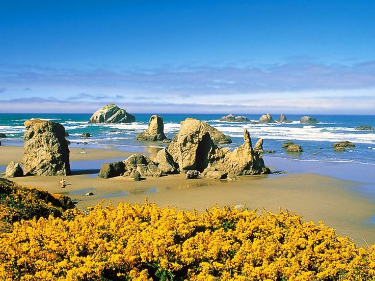 Gold Beach, Oregon - HOME, I miss it more than I can say!!