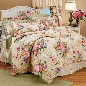 Floral comforter Comforter sets and Comforter on Pinterest