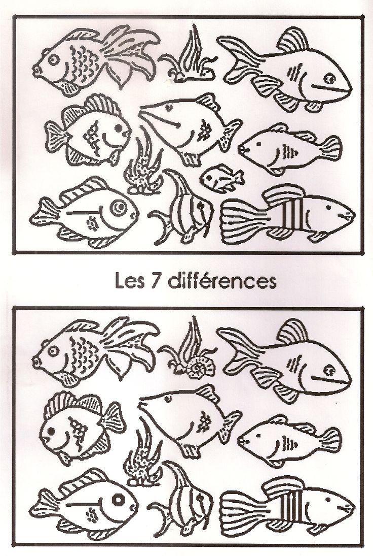 jeu des 7 différences