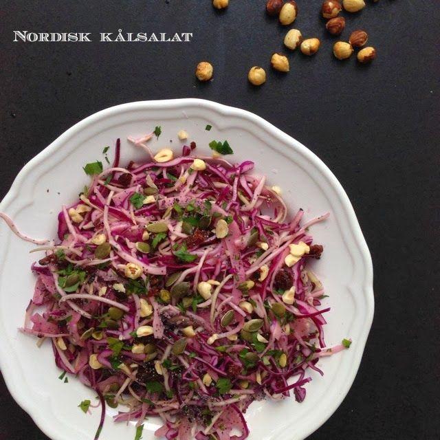 Nordisk kålsalat - den ultimative efterårssalat