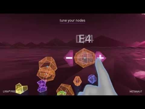 Lyra VR - An Interactive Music App By Metanaut Allows You To Play Music W/ Your Hand In Virtual Reality - Virtual Reality & Augmented Reality Trend News & Reviews - Virtual Reality Reporter