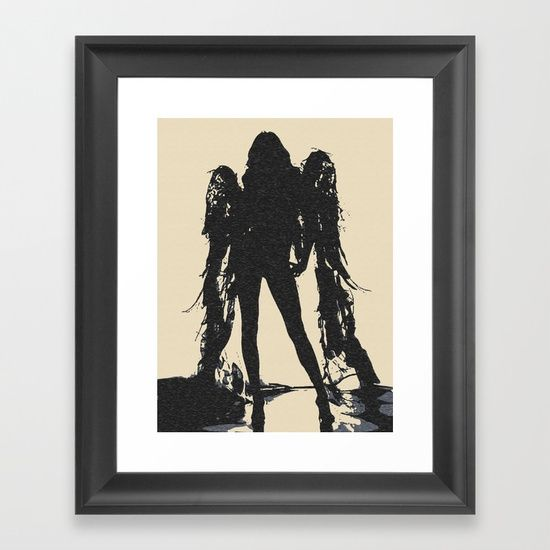 25% Off + Free Shipping on All Home Decor at #society6 through this link: https://society6.com/hmdesignspl?promo=PH7J4NX8ZYG3 #art #prints #sexy #erotic #homedecor #hot #sale #onsale #kinky #naughty #dark #surreal - Choose from a variety of frame styles, colors and sizes to complement your favorite Society6 gallery, or fine art print - made ready to hang. Fine-crafted from solid woods, premium shatterproof acrylic protects the face of the art print, while an acid free dust cover on the back…