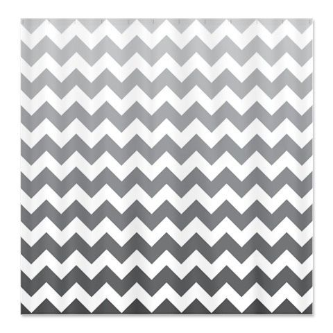 Curtains Ideas chevron curtains grey : 17 Best ideas about Grey Chevron Curtains on Pinterest | Spare ...