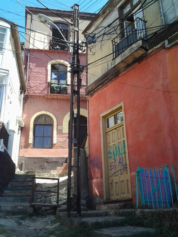 Cerro Monjas y Cerro Mariposas #Valpo #Valparaíso