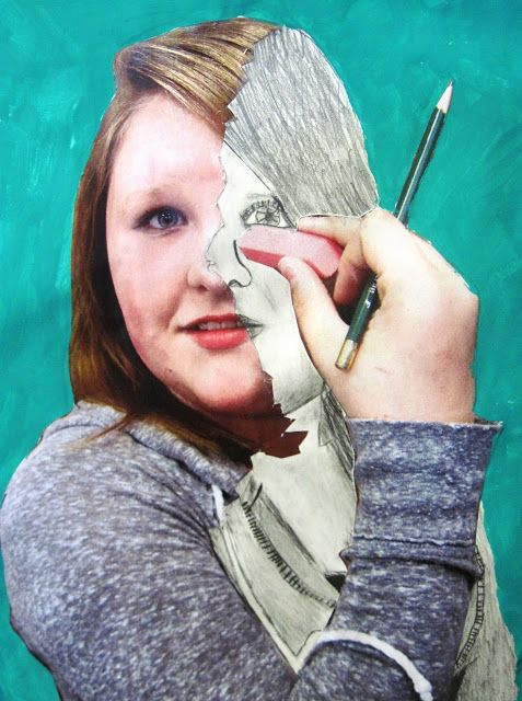 Erasing (!)   Lessons from the K-12 Art Room