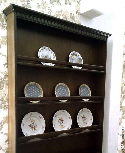 приходит время, фото полок с декоративными тарелками что вас