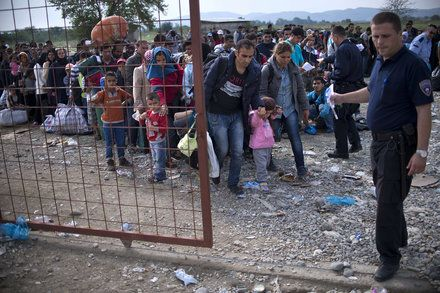 Migrant Crisis Raises Issues of Refugees Rights and Nations Obligations