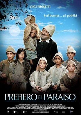 Prefiero el Paraíso (San Felipe Neri) DVD película religiosa recomendada