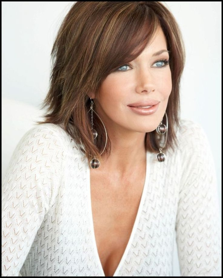 hunter tylo haircut 1 hair beauty pinterest coiffures cheveux et coupe de cheveux. Black Bedroom Furniture Sets. Home Design Ideas