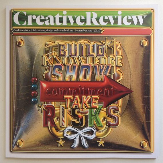 Creative Review - Review: The Phaidon Archive of Graphic Design