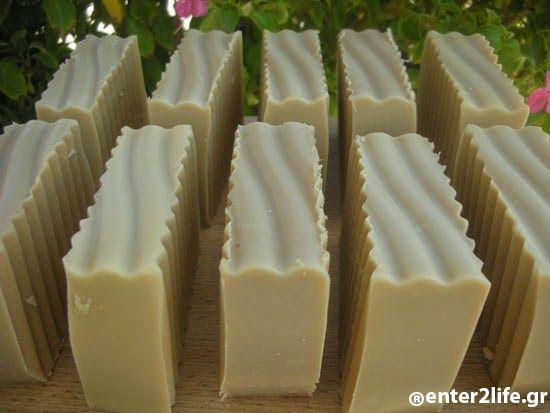 Φυσικά συστατικά που μπορούμε να προσθέσουμε στο χειροποίητο σαπούνι μας για περισσότερο αφρό και σκληρότητα www.enter2life.gr