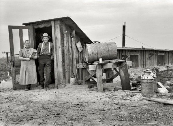 American History: The Great Depression: Home