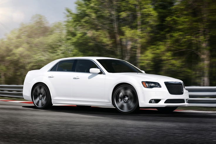 2012 Chrysler 300 SRT8. Luxury & Cost...has never been so close.