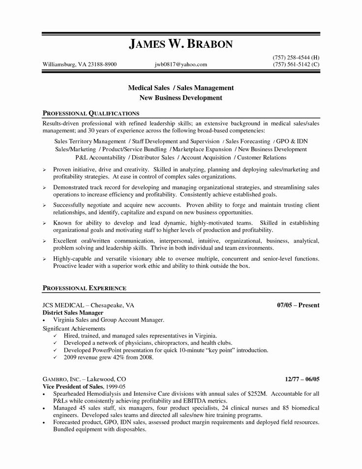 Awesome 19 Fresh Inside Sales Representative Resume in