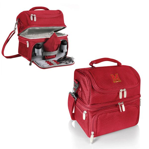 Maryland Terrapins Pranzo Lunch Tote - Red - $59.99