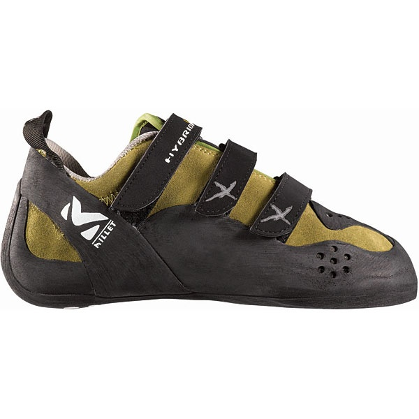 Hybrid climbing shoes by Millet   Those are really nice