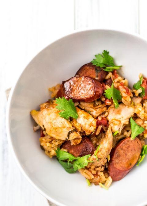 Portuguese Chicken & Rice / Galinha no Forno com Arroz (recipe in english)