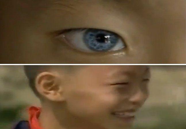 Nong Shihua seria um garoto chinês como tantos outros, não fosse o fato de estar chamando a atenção da comunidade científica por seus belíssimos olhos azuis enxergarem perfeitamente no escuro. Cientistas, biólogos evolutivos e especialistas genéticos estudam agora o seu caso. Foi em 2012, quando o pai decidiu levar o menino a um médico, que o caso ficou famoso: Nong fez uma série de exames que provaram que ele conseguia ler e escrever às escuras tão bem quanto qualquer outra pessoa faz com…