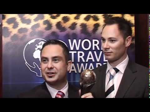Travel With Flair at the World Travel Awards
