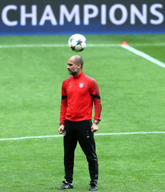 Pep Guardiola / Fc Bayern München