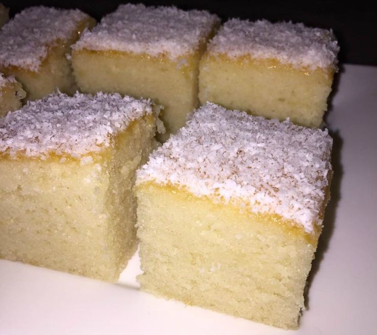 Basis cake recept zonder boter