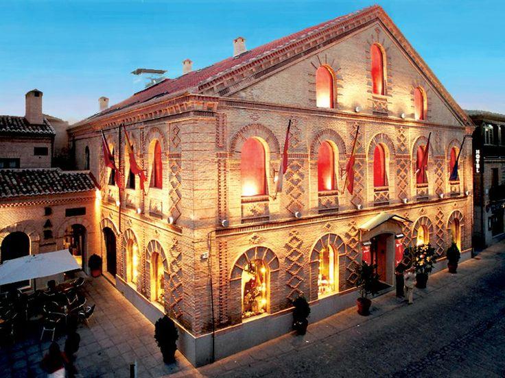 Hotel San Juan de los Reyes. Toledo