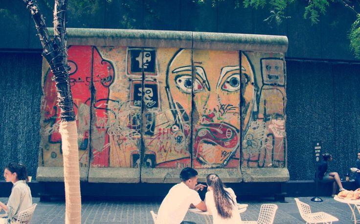 muro di berlino a new york