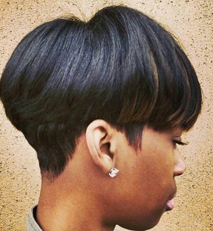 17 B 228 Sta Id 233 Er Om Mushroom Cut Hairstyle P 229 Pinterest