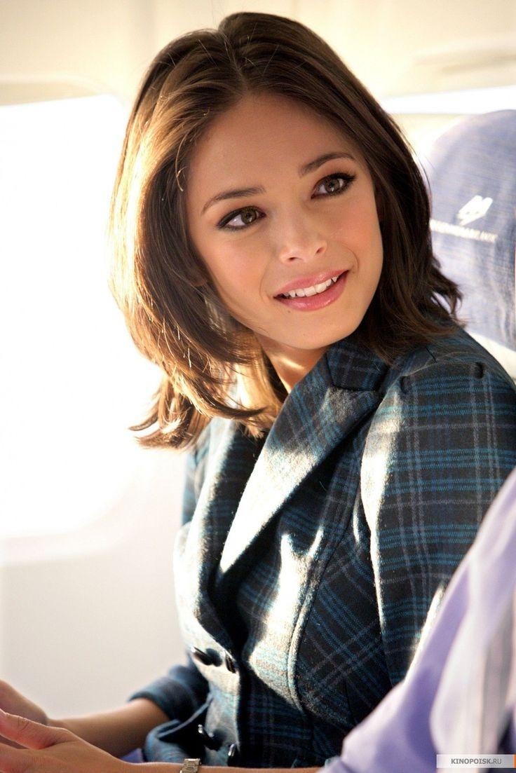 I think if I could look like someone else, I'd pick Kristin Kruek...