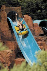 Wet 'n' Wild Water World Gold Coast Theme Park Admission