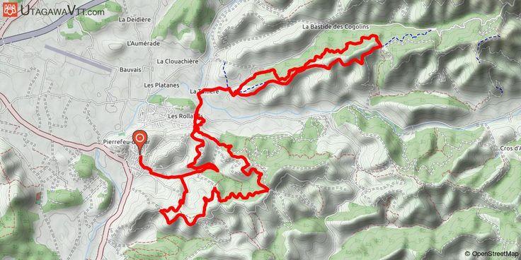 [Var] Rando de Pierrefeu 2017 - 35 km Randonnée proposée par le club cyclosport pierrefeucain (http://cspierrefeu.free.fr/) le 26-03-17. Au départ, un peu de goudron pour sortir du village puis on attaque le premier sentier qui se termine en montée. Le parcours se poursuit par une boucle formée d'une longue piste en montée pas trop usante qui nous amène à un sentier magnifique de près de 6 km à flanc de colline (à faire et à refaire). La suite est une succession de montées plus ou moins…