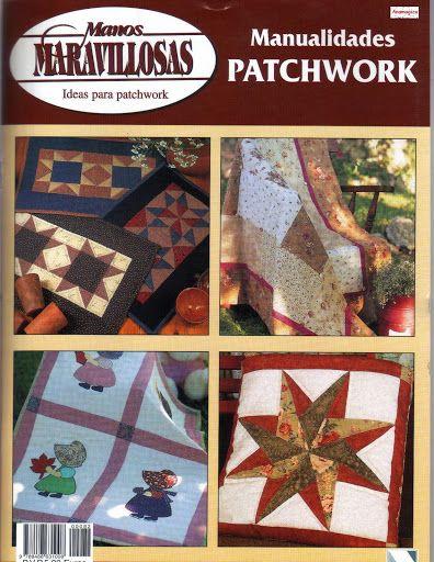 Manos Maravillosas. Patchwork 1 - Majalbarraque M. - Picasa Webalbumok