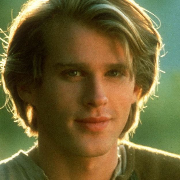 """Cary Elwes as Westley 