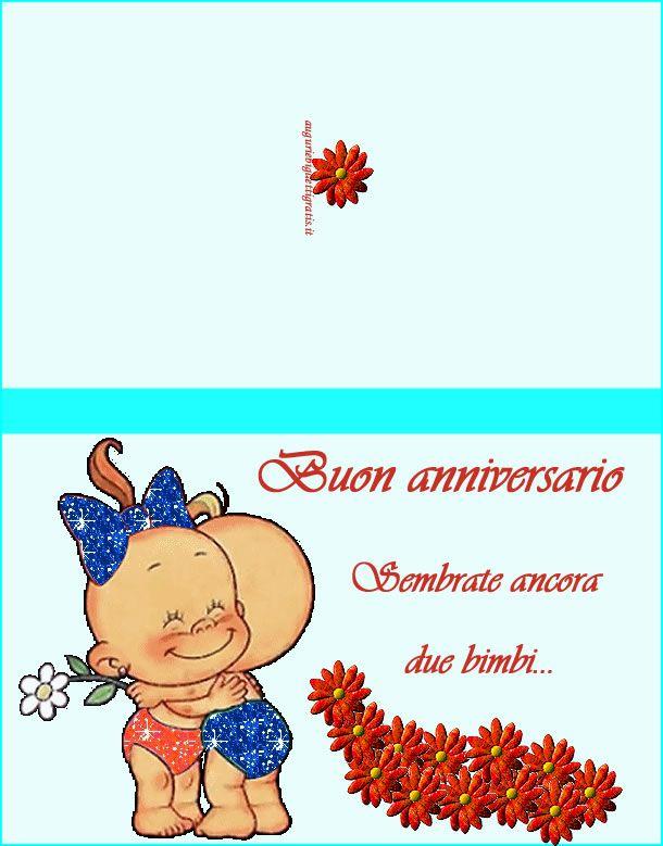 Biglietto Per Anniversario Di Matrimonio Con Bambini Matrimonio Divertente Anniversario Buon Anniversario