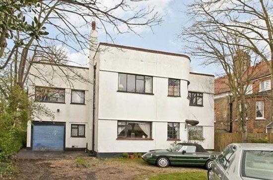 In need of renovation: Five-bedroom 1930s art deco property in Blackheath, London SE3 on http://www.wowhaus.co.uk