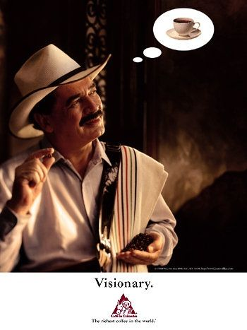 Juan Valdez, visionary