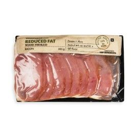 Reduced Fat Wood Smoked Bacon 200g | Woolworths.co.za