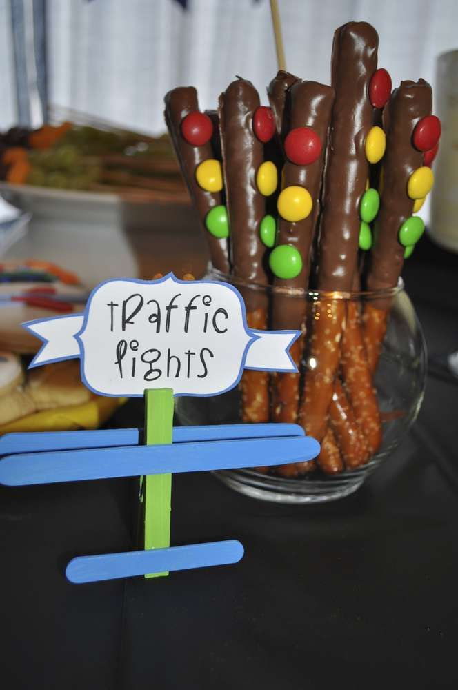 Planes, Trains, and Automobiles Birthday Party Ideas | Photo 11 of 41 | Catch My Party