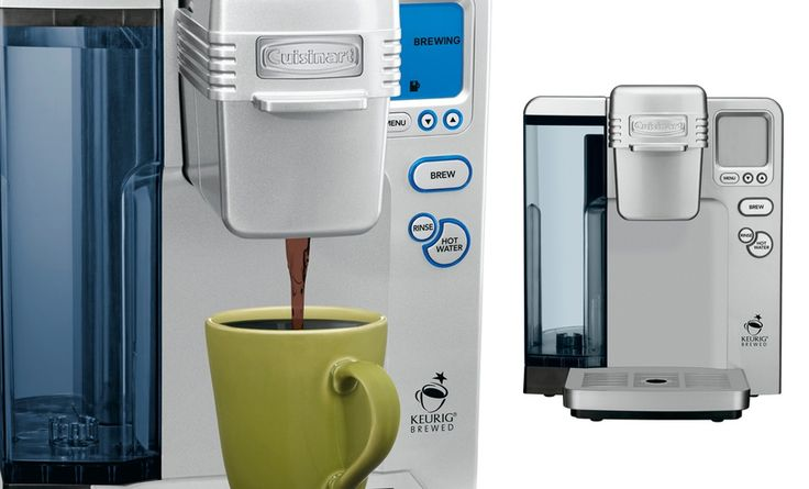 Groupon - $ 98.99 for a Cuisinart Single-Serve Coffee Maker (Factory Refurbished) ($ 279.99 List Price). Free Shipping and Returns.. Groupon deal price: $98.99