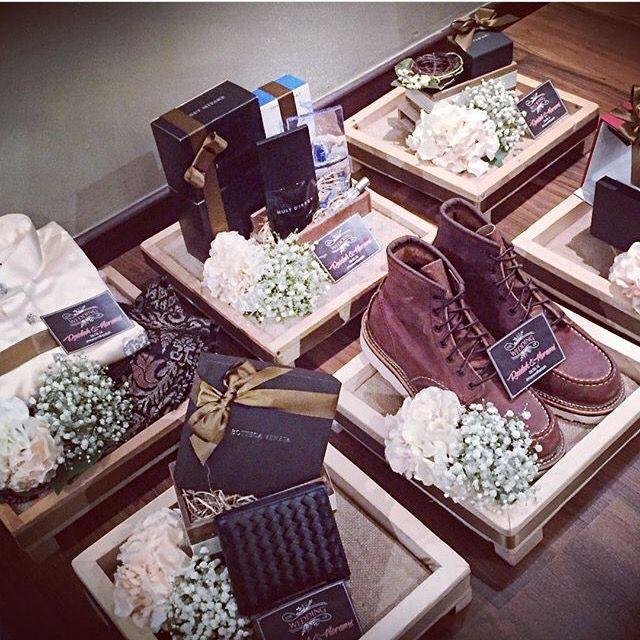 Wedding Gifts Website: Pin By Pixie Love On Gift Tray/Dulang Hantaran Rustic