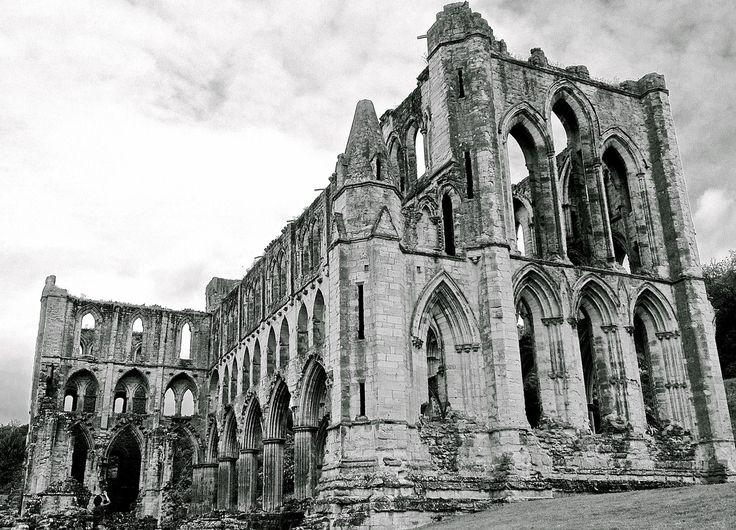 Rievaulx Abbey, North York Moors